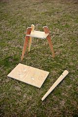 Easy disassembly (stevenosloan) Tags: table design redoak rta