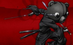 Afro Samurai (You + Me) Tags: actionfigure justice animation kuma dcdirect afrosamurai
