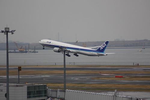 羽田空港(Haneda Airport, JAPAN)