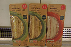 M&S simple... sandwich range (Leo Reynolds) Tags: food cheese iso100 egg ham sandwich f30 finepix fujifilm 8mm f28 cheddar hpexif leol30random 0012sec xleol30x xxx2009xxx xratio3x2x