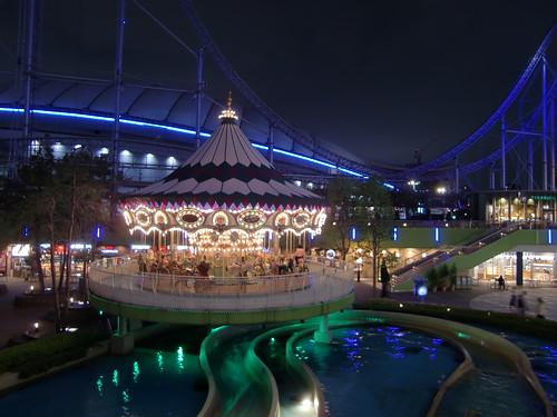 merry-go-round & roller coaster (by HAMACHI!)