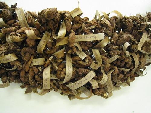 tobacco rug