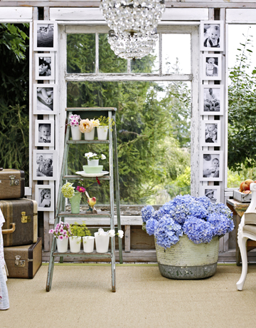 glam greenhouse via CountryLiving4