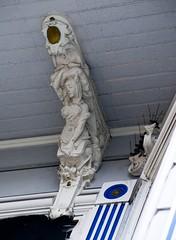 ornate bracket (glennbphoto) Tags: sanfrancisco guesswheresf foundinsf