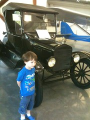 Presenting the 1923 Model T Ford!