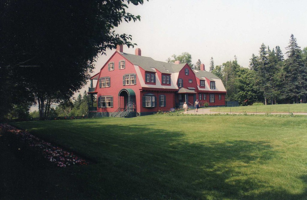 Roosevelt's Cottage at Campobello