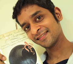 The Delhi Walla Gets Jane Austen-ised (Mayank Austen Soofi) Tags: austen claire jane delhi harman walla