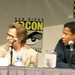 Gary Oldman and Denzel Washington on the Book of Eli panel at the Warner Brothers presentation at San Diego Comic-Con International