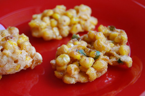 Corn Fritters Challenge