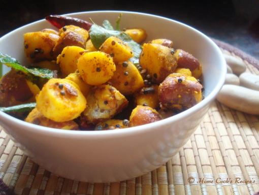 Jackfruit Seed Roast