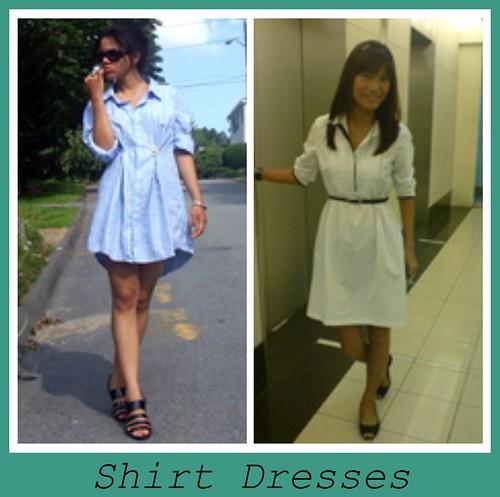 shirt dresses