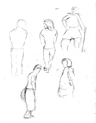 Life drawing, part 10