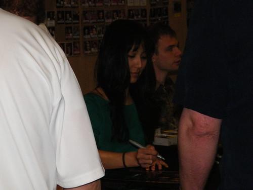 Linda Park - Hoshi from Star Trek Enterprise