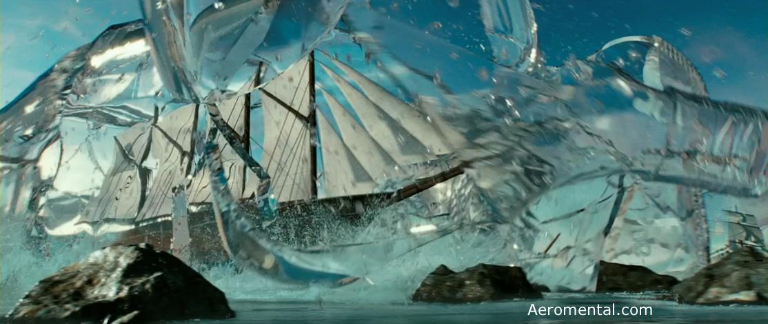 Barco Desde Mi Cielo