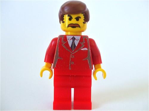 Lego Ron Burgundy