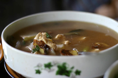 tamarind chicken soup - by Khone by you.