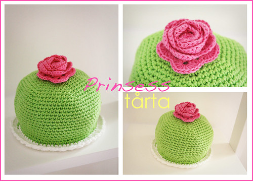 prinsess-tårta