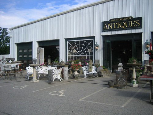 Bob Withington Antiques York, Maine