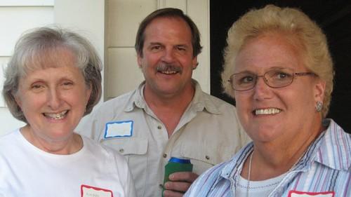 Nedda Wagner, Craig Zebrowski, Nancy McAvoy