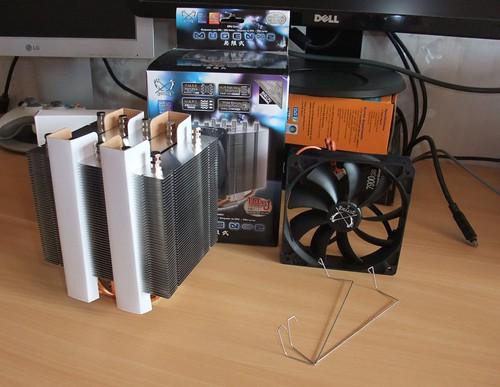 Scythe Mugen 2 CPU aušintuvas