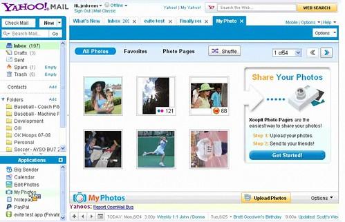 Yahoo Mail Photos
