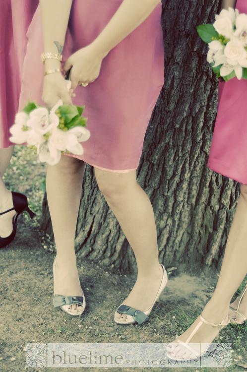[pretty flowers. pretty shoes]