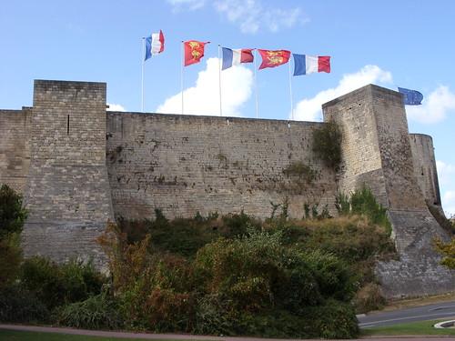 Caen Castle