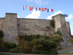 Caen Castle Photo