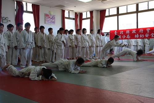 暑假活動柔道營0021