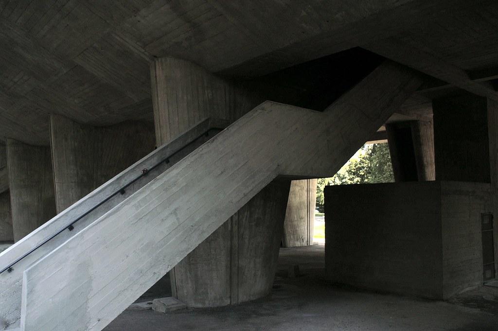 Le Corbusier - Unité d'Habitation