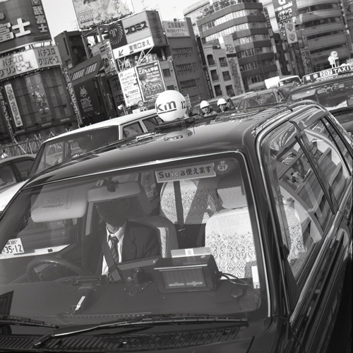 Cabdriver #1
