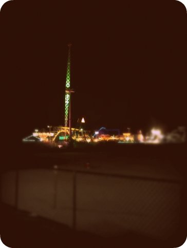 cell phone retakes : funtown pier