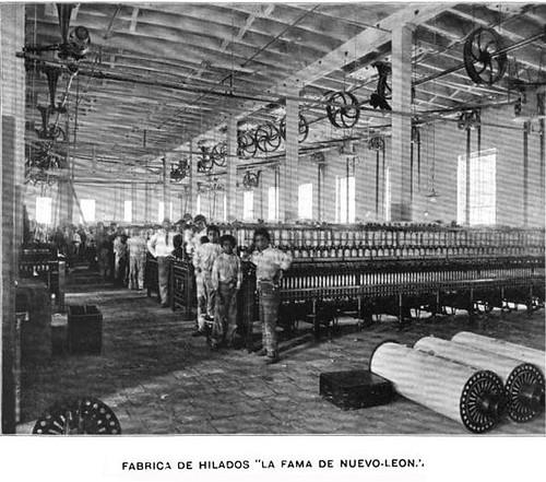 hilos fabricas: