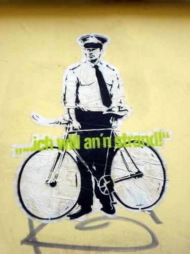 police stencil