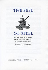 Tomasko Feel of Steel Title Page
