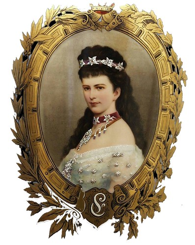 Sissi Portrait