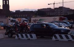 Morgens um 6:00 in Livorno