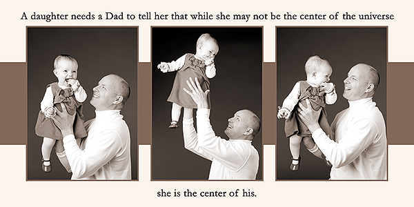 Dad & Daughter StoryBoard