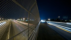 ? (djdphotos) Tags: road street night lights nikon highway driving overpass sigma 1020 thebeatles whitealbum d90 whydontwedoitintheroad 365outtake
