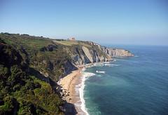 Playa de Serín (EvaHerber) Tags: españa spain gijón asturias playa asturies colinadelcuervo evaherber sendadelaprovidencia playadeserín eva910