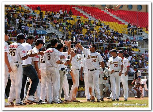 LEONES VS MAGALLANES