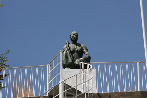 Statue of Moshoeshoe I, Maseru