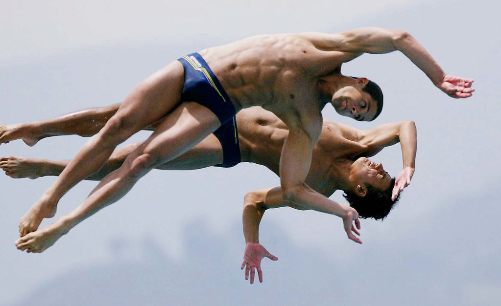 graceful divers