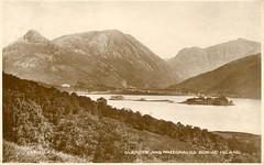 Glencoe & Macdonalds Burial Isle