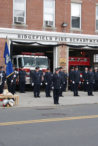 Fire Chief Funeral 045