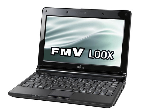 Fujitsu LOOX M 2009 Autumn