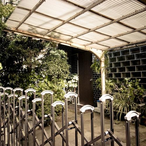Gated Garden, Ichikawa, Japan