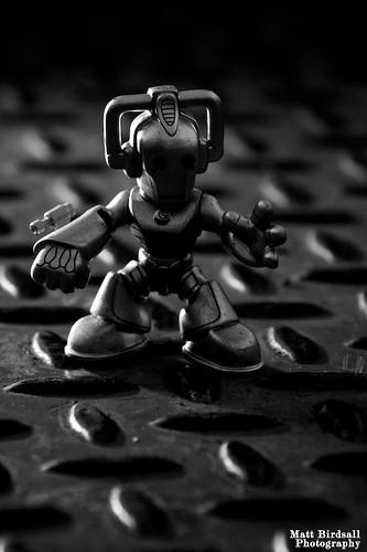 Cyberman - Mono