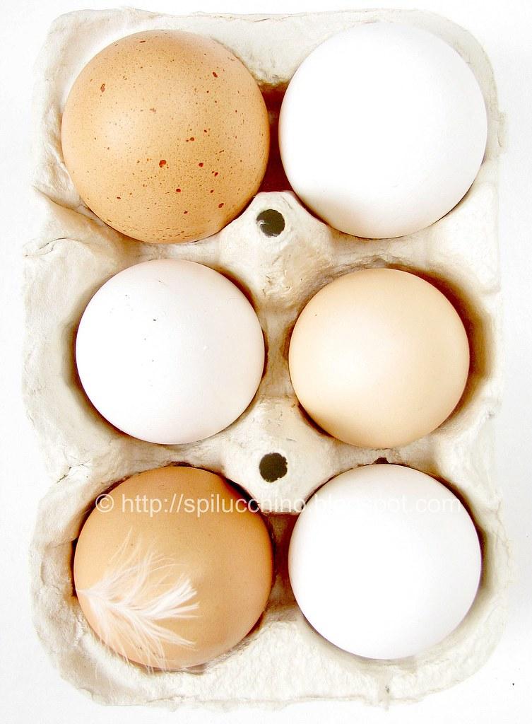 Uova di montagna...