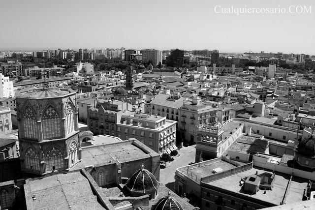 Valencia desde el Micalet ( IV )